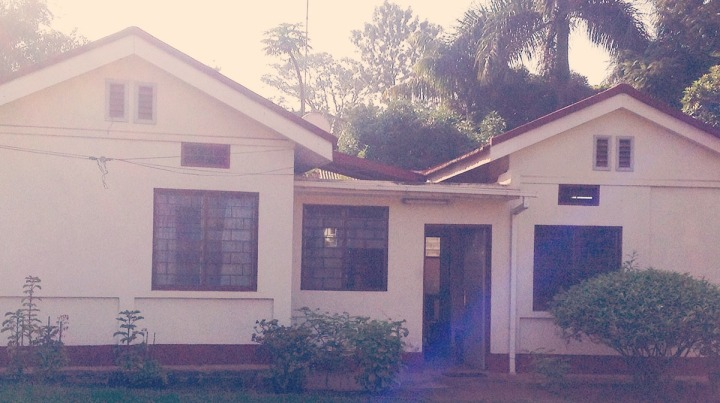 Lacor Hospital Guest House in Uganda