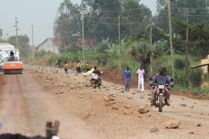 The long road to Gulu